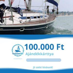 vitorlazas-ajandekba-100000ft-ajándékutalvány